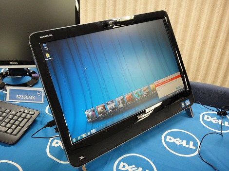 dell Inspiron One 2320レビュー