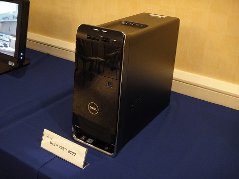 dell XPS 8500レビュー