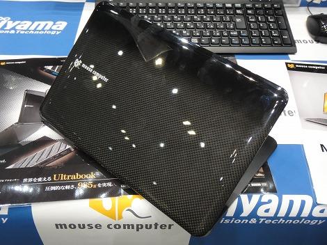 マウスコンピュータ LUV BOOK Xレビュー