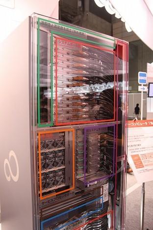 スーパーコンピュータ京