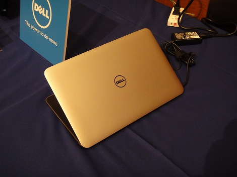 dell New XPS 13レビュー