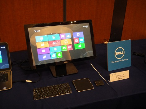 dell S2340Tレビュー