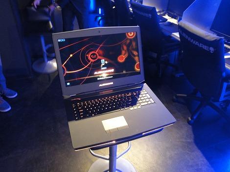 Alienware 18 液晶