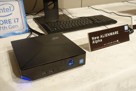 New Alienware Alphaレビュー