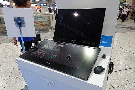 Dell Canvas 27レビュー