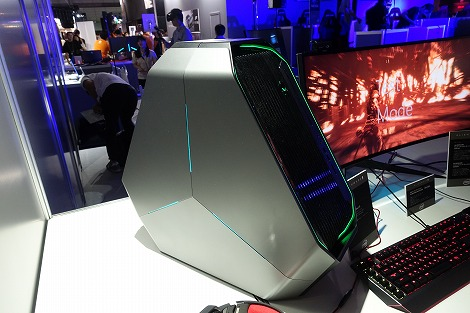 New Alienware Area 51レビュー