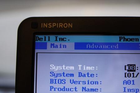 Inspiron 13zレビュー:ファンクションキーの操作をBIOSから変更してみた