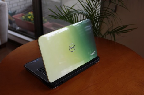 XPS 15 デザイン