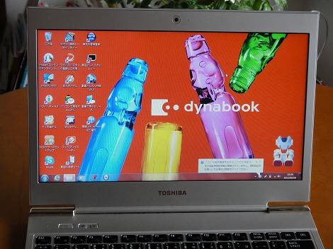 東芝dynabook R632液晶