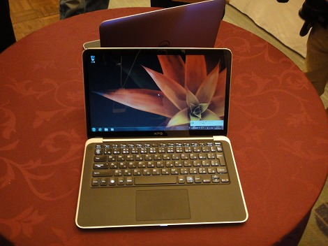 dell XPS 13レビュー