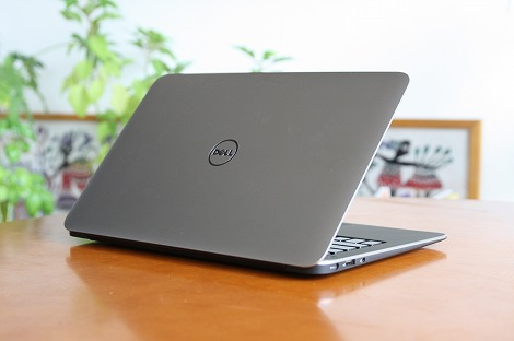 XPS 13 デザイン