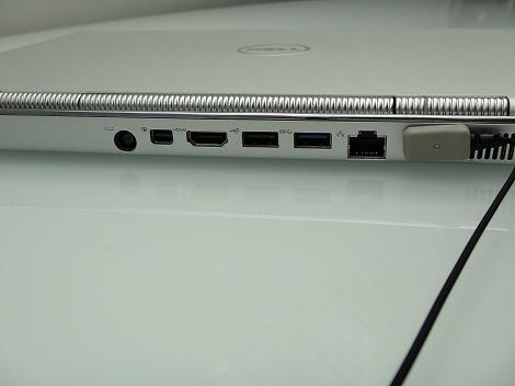 XPS 14z背面部