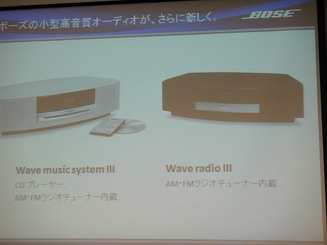 BOSE Wave music system �