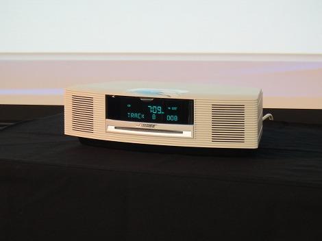 BOSE Wave music system �レビュー