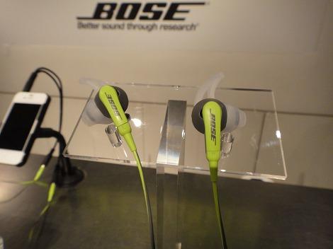 Bose SIE2レビュー