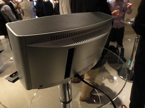 Bose SoundDock 10 Bluetooth背面部