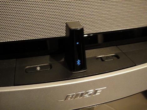 Bluetoothドックアクセサリー