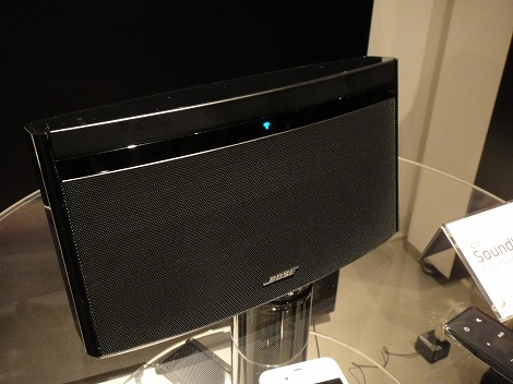 Bose SoundLink Airレビュー