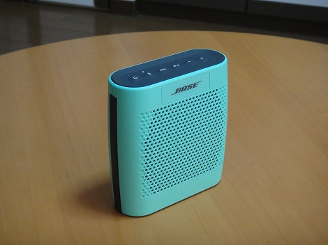 SoundLink Color Bluetooth speakerレビュー
