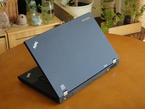 レノボ ThinkPad T530 レビュー