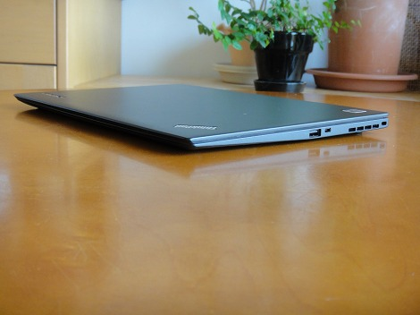 レノボThinkPad X1 Carbonレビュー