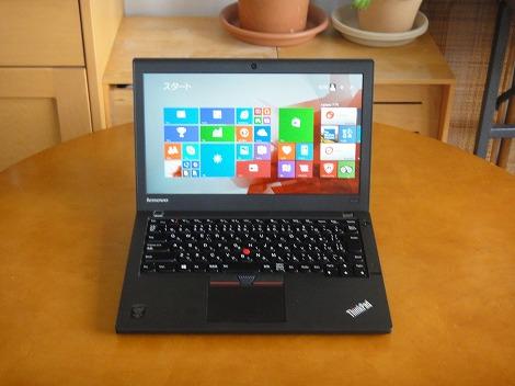 レノボ ThinkPad X240 レビュー