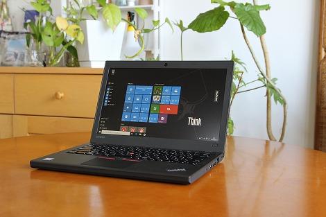 レノボ ThinkPad X260 レビュー