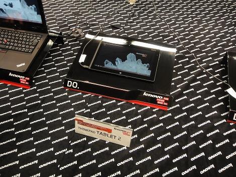 レノボ ThinkPad Tablet 2