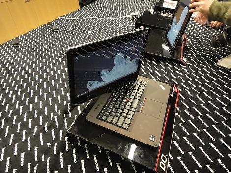 レノボ ThinkPad Twist