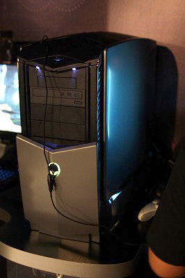 Alienware Area51展示