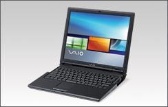 ソニー VAIO VGN-B90PS